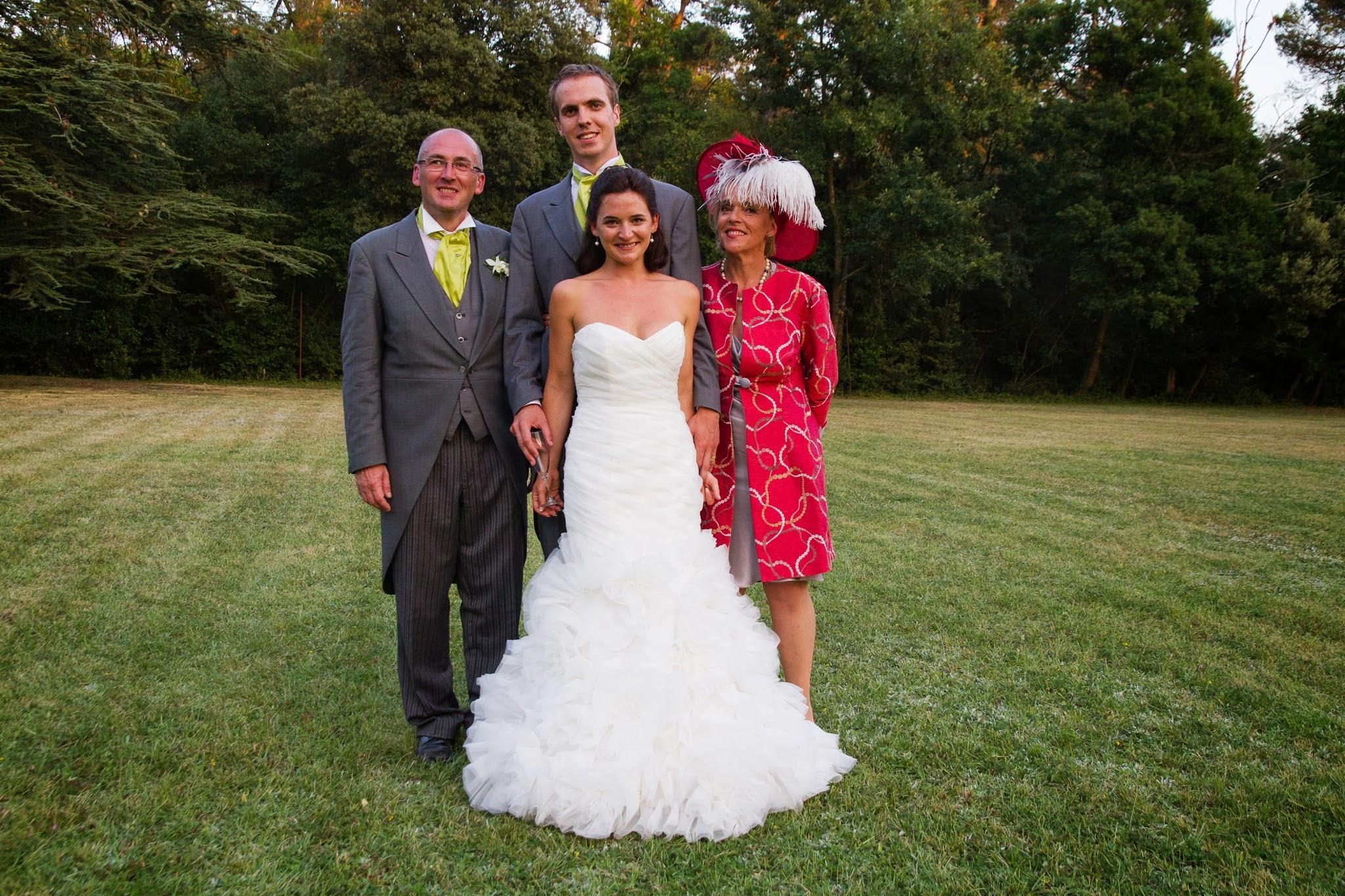 surprise du marié a son mariage