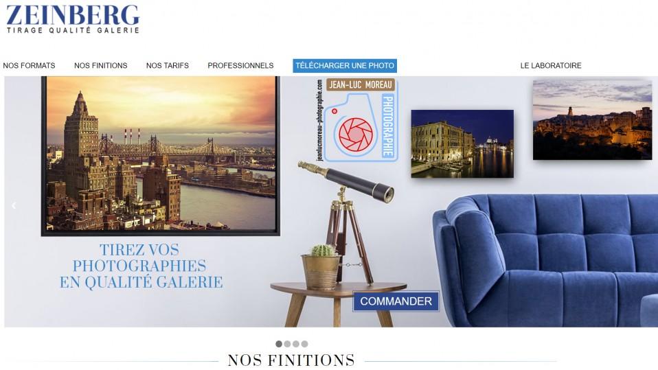 Nouveau : Mes Photographies pour décorer votre intérieur en Qualité @ZEINBERG, le laboratoire photographique de YELLOWKORNER #photo